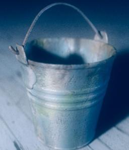 Old Tin Bucket