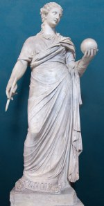 Urania Statue
