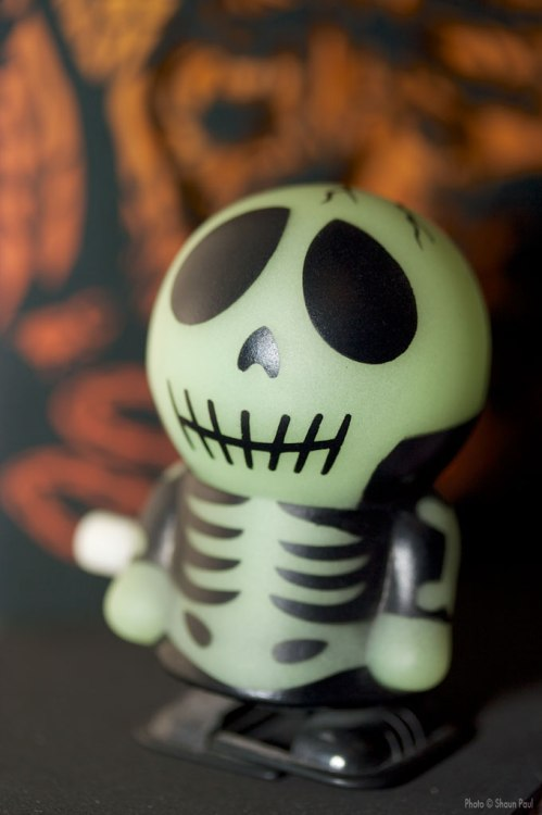 Dead Man's Party, Skeleton Toy, Halloween