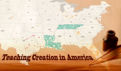Publicly Funded Schools That Are Allowed to Teach Creationism