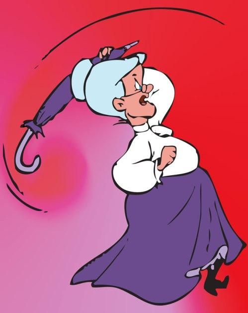 Cartoon Granny