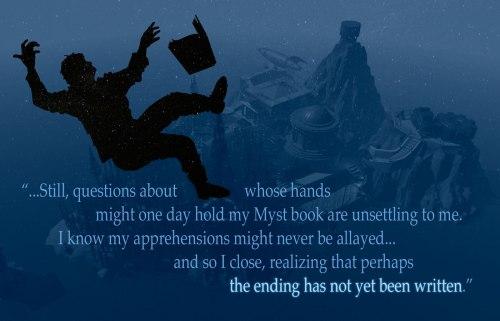 Falling Into Myst