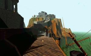 Myst Island Dock