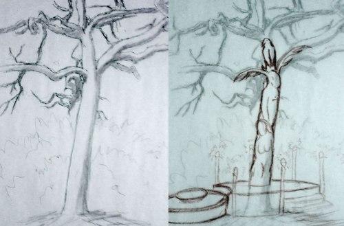 Tree Concept Sketch