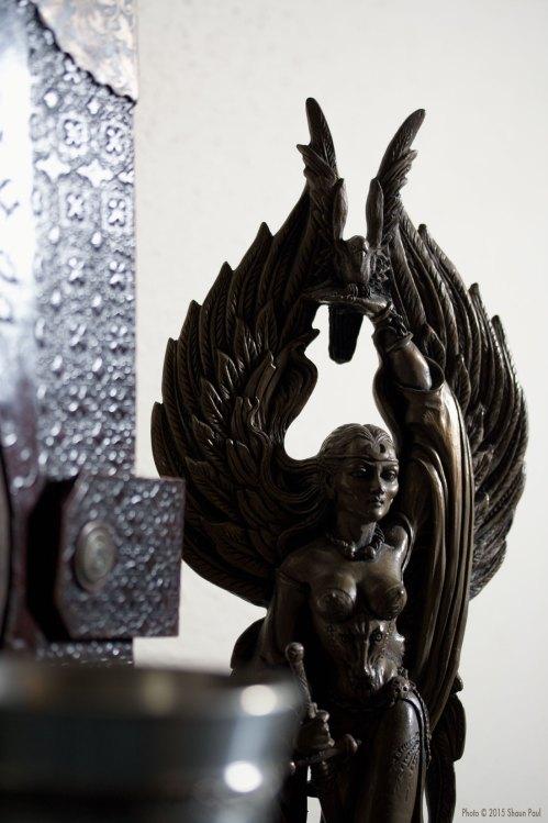 Altar Morrigan