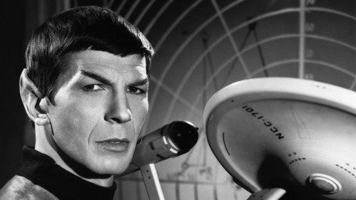 Classic Mr. Spock
