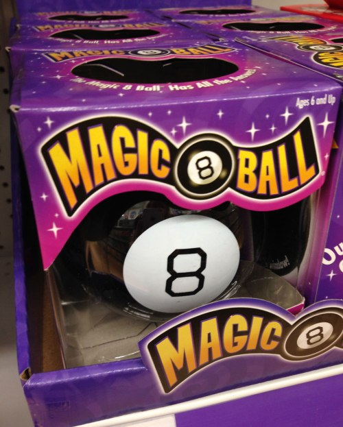 Magic 8-Ball