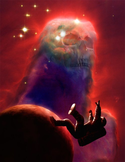 Deaths Head Nebula